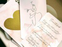 Siivutud intiimsed suhtekaardid kraabitavad kaardid paaridele