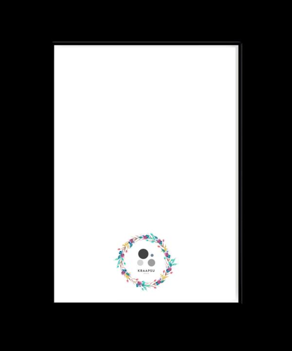 poster emadepäev kingitus personaalne